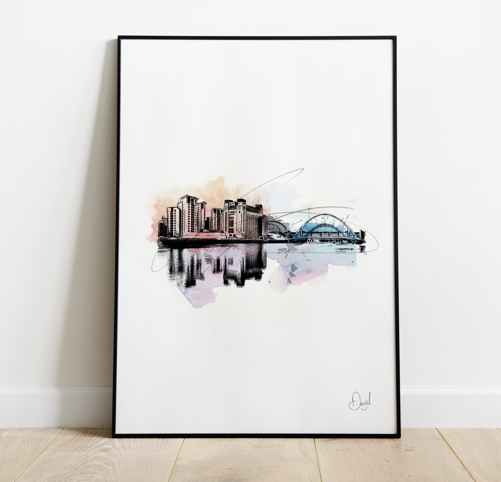 Newcastle - Quayside