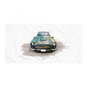 Aston Martin DB5 - Shaken and Stirred, Towel