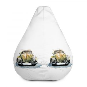 Volkswagen Beetle - What's Bugging You, Beanbag