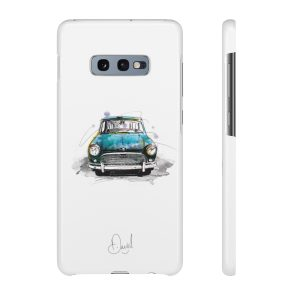 Mini, Feeling Blue  –  Mobile phone case