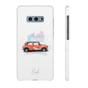Mini, Rouge  –  Mobile phone case