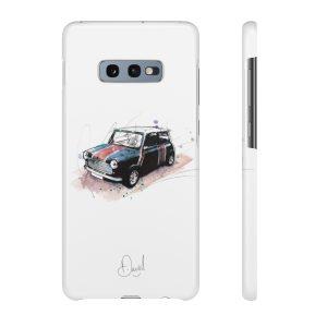 Mini, Britannia  –  Mobile phone case