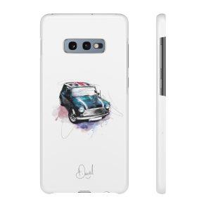 Mini, Union Jack  –  Mobile phone case