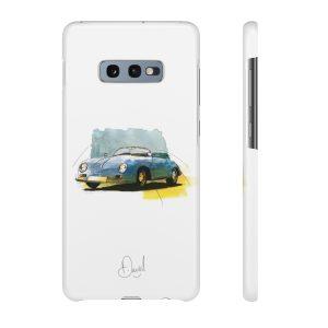 Porsche, 356 Speedster  –  Mobile phone case