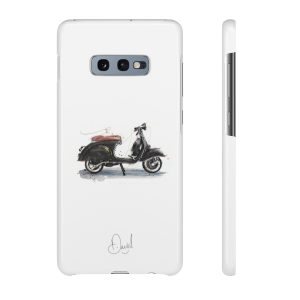 Vespa 'Black and tan'  –  Mobile phone case