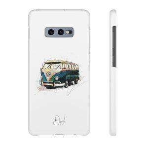 Volkswagen Camper van 'Bussing it'  –  Mobile phone case