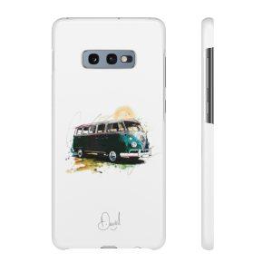 Volkswagen Camper van 'Camped out'  –  Mobile phone case