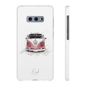 Volkswagen Camper van 'Bus people'  –  Mobile phone case