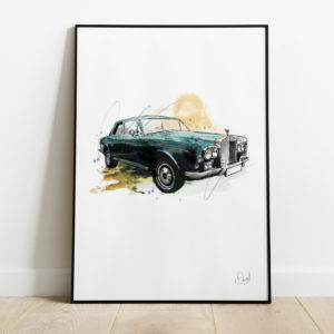 Rolls Royce Continental - Continental Drifter