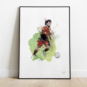 Liverpool  FC - Mo Salah