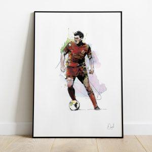 Liverpool  FC - Steven Gerrard