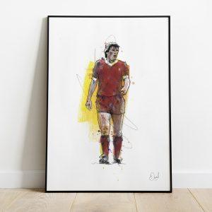 Liverpool  FC - Kenny Dalglish