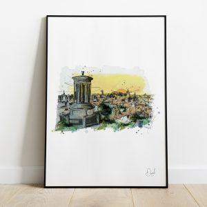 Edinburgh - Carlton Hill